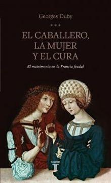 portada Caballero La Mujer Y El Cura Taurus