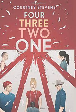 portada Four Three two one (Harperteen) (libro en inglés)