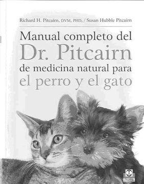 portada Manual Completo del dr. Pitcairn de Medicina Natural Para el Perro y el Gato