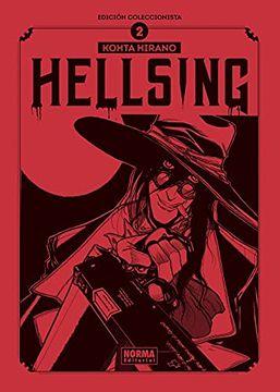 portada Hellsing 02. Edicion Coleccionista
