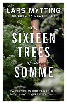 portada The Sixteen Trees of the Somme (libro en Inglés)