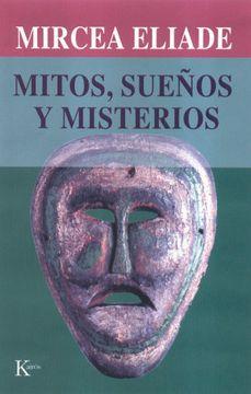 portada Mitos, Sueños y Misterios (Sabiduría Perenne)