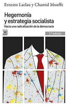portada Hegemonía y Estrategia Socialista: Hacia una Radicalización de la Democracia