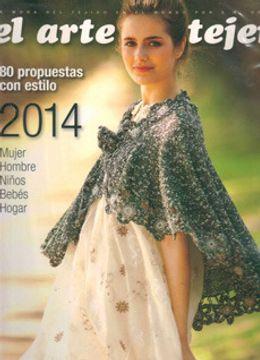 portada Arte de Tejer 2014