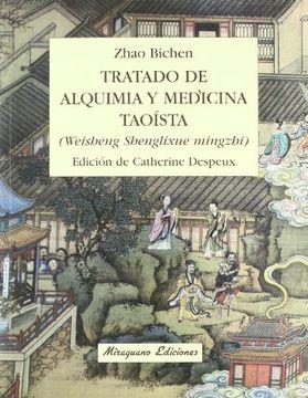 portada Tratado de Alquimia y Medicina Taoísta