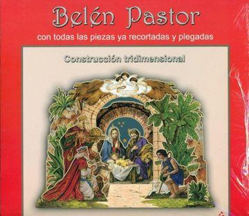 portada Belen Pastor - Construccion Tridimensional (Manualidades (Ccs))