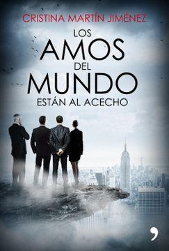 portada Los Amos del Mundo Están al Acecho (Fuera de Colección)