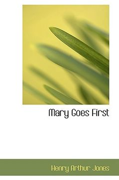 portada mary goes first