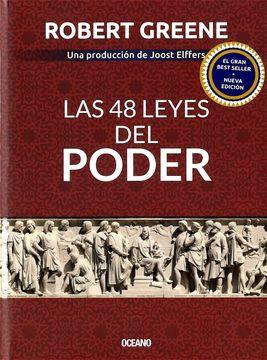 portada Las 48 Leyes del Poder