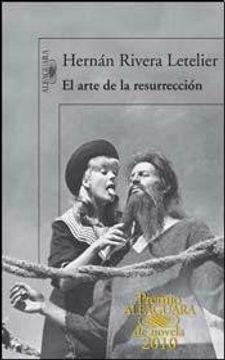 portada El Arte de la Resurrección (em Portuguese do Brasil)