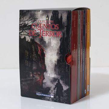 portada Colección Literatura del Terror