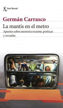 portada La Mantis En El Metro