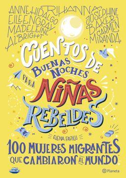 portada Cuentos de Buenas Noches Para Niñas Rebeldes #3