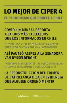 portada Lo Mejor de Ciper 4. El Periodismo que Remece a Chile