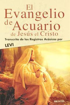 portada Evangelio de Acuario de Jesús el Cristo
