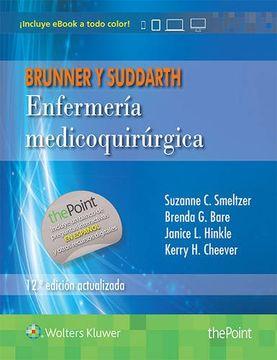 portada Brunner y Suddarth. Enfermería Medicoquirúrgica: Edición Actualizada