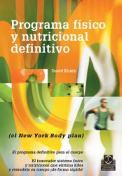 portada Programa Fisico y Nutricional Definitivo el new York Body Plan