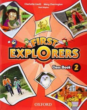Libro First Explorers: Level 2: Class Book (libro en Inglés), Mary  Charrington; Charlotte Covill; Paul Shipton, ISBN 9780194027113. Comprar en  Buscalibre
