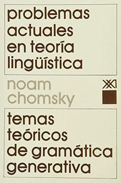 portada Problemas Actuales en Teoria Linguistica