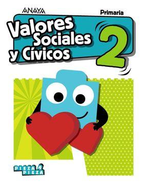 portada Valores Sociales Y Cívicos 2.