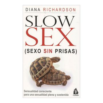 portada Slow sex