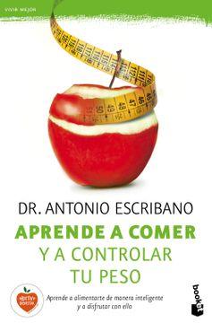 portada Aprende a Comer y a Controlar tu Peso