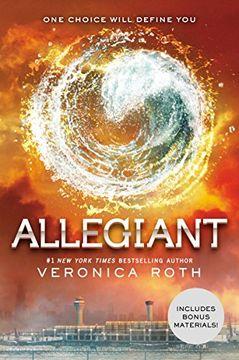 portada Divergent 3. Allegiant