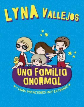portada Una Familia Anormal