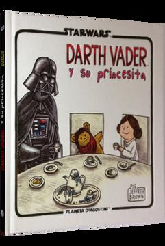 portada Star Wars, Vader y su Princesita