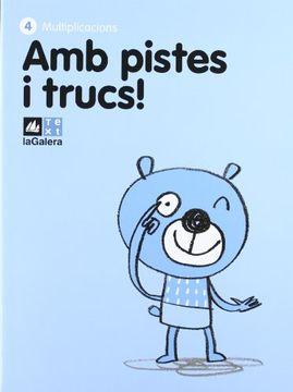 portada Amb Pistes i Trucs! 4 (libro en Catalán)