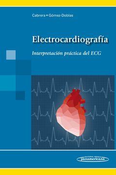 portada Electrocardiografía: Interpretación Práctica del ecg