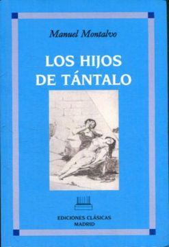 portada LOS HIJOS DE TANTALO.