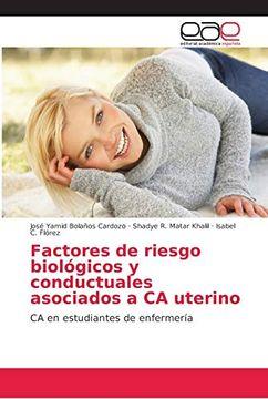 portada Factores de Riesgo Biológicos y Conductuales Asociados a ca Uterino