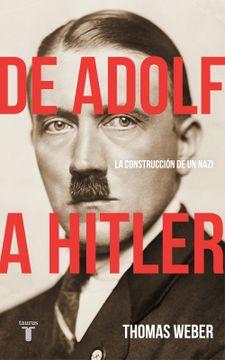 portada De Adolf a Hitler