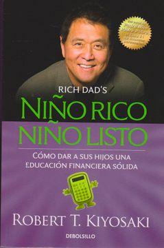 portada NIÑO RICO, NIÑO LISTO