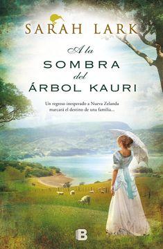 portada A la Sombra del Arbol Kauri