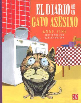 portada El Diario de un Gato Asesino