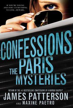 portada Confessions: The Paris Mysteries (libro en Inglés) (Audiolibro)