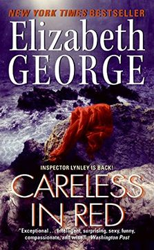 portada Careless in red - Harper Collins usa **Out of Print** (libro en Inglés)