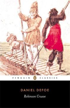 portada Robinson Crusoe (Penguin Classics) (libro en Inglés)