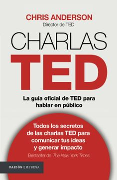 portada Charlas ted