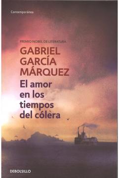 portada El Amor en los Tiempos del Cólera