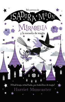 portada Mirabella y la escuela de magia