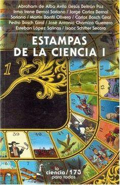 portada Estampas de la Ciencia i (Seccion de Obras de Ciencia y Tecnologia)