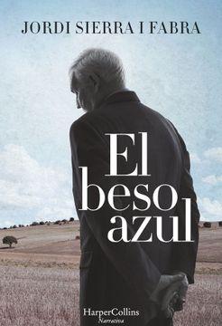 portada El Beso Azul (Harpercollins)