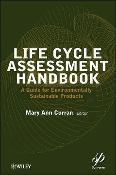 portada Life Cycle Assessment Handbook: A Guide for Environmentally Sustainable Products (libro en inglés)