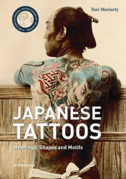 portada Japanese Tattoos. Meanings, Shapes and Motifs (libro en inglés)