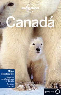 portada Canadá 4 (Guías de País Lonely Planet)