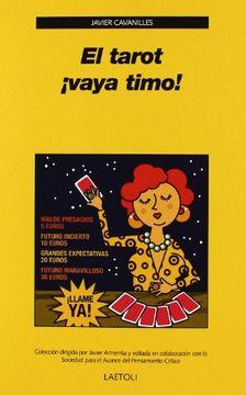 portada El Tarot¡ Vaya Timo!