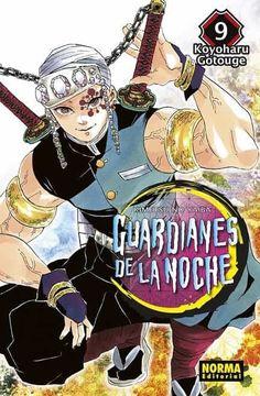 portada Guardianes de la Noche 9